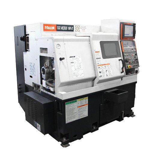 Mazak Quick Turn Nexus 100-II - Quick Turn Machining LLC